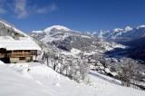 Le Grand-Bornand Village l'hiver