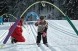Cours de ski fond pour les enfants