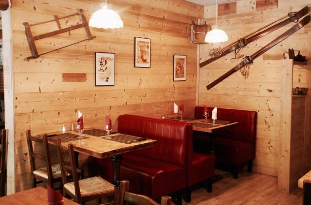 Restaurant l'Arpège salle 2