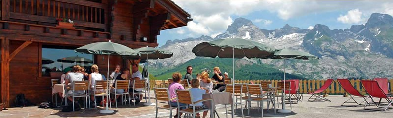 Bar Restaurant Les Terres Rouges - Le Grand-Bornand