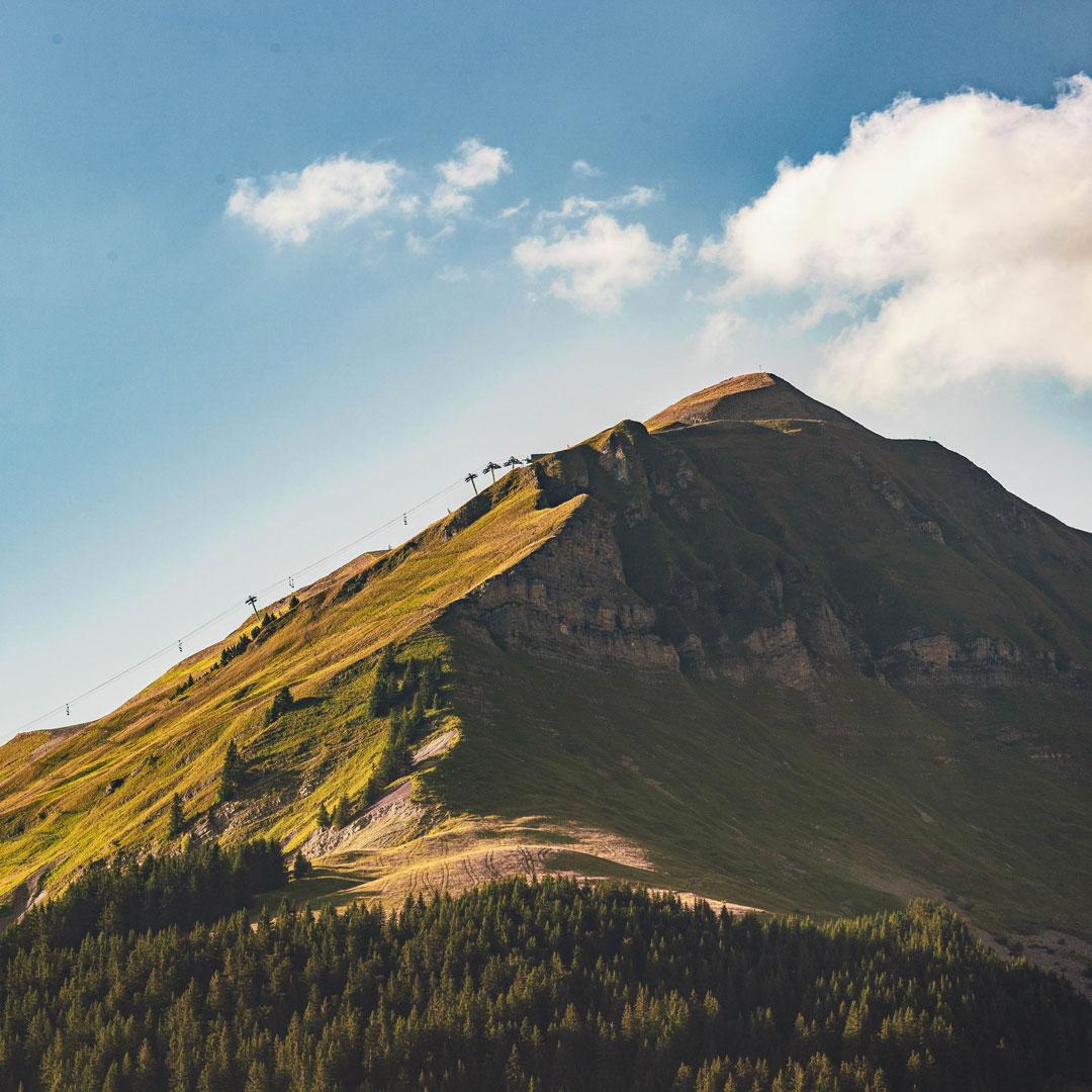 Mont Lachat - © © C. Cattin - Alpcat Médias