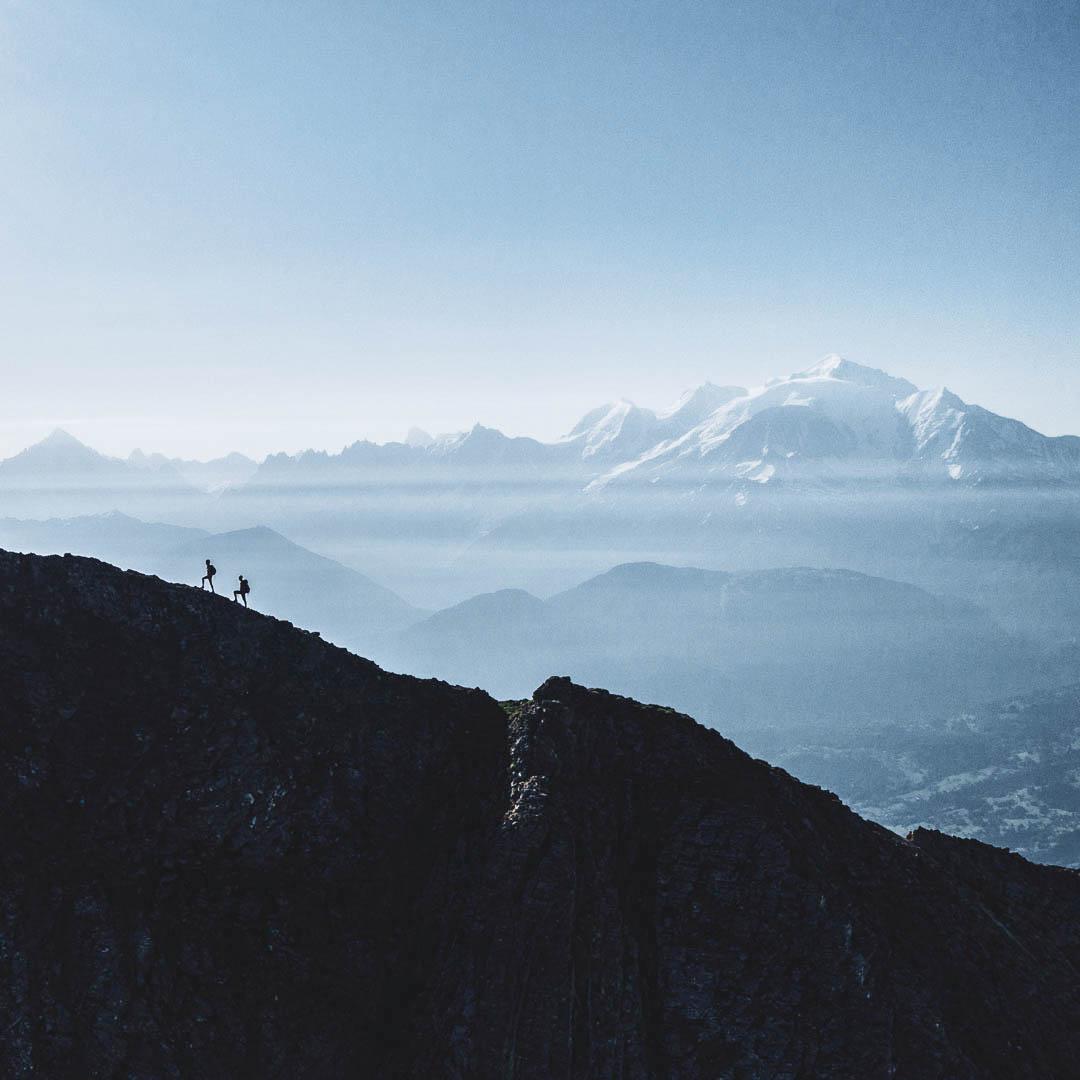 Randonnée pointe Percée - © © Esprits Outdoor