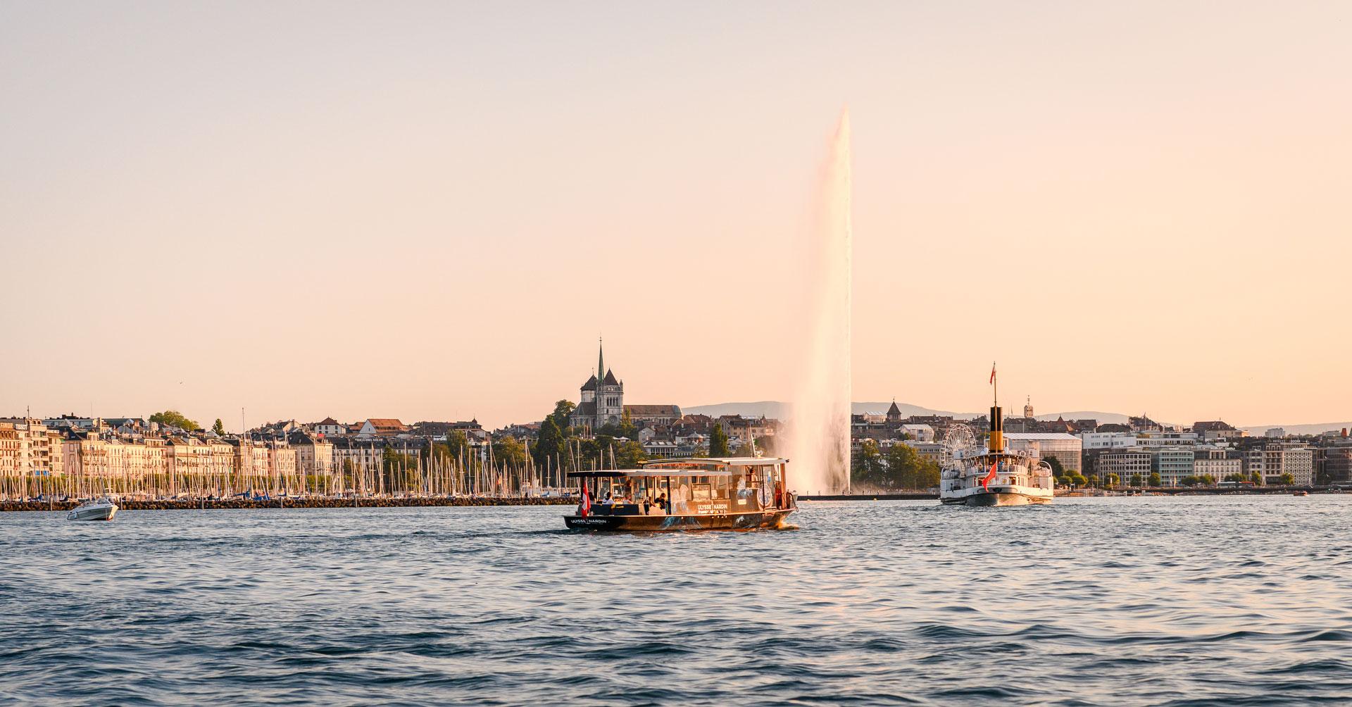 Genève - © GenèveTourisme