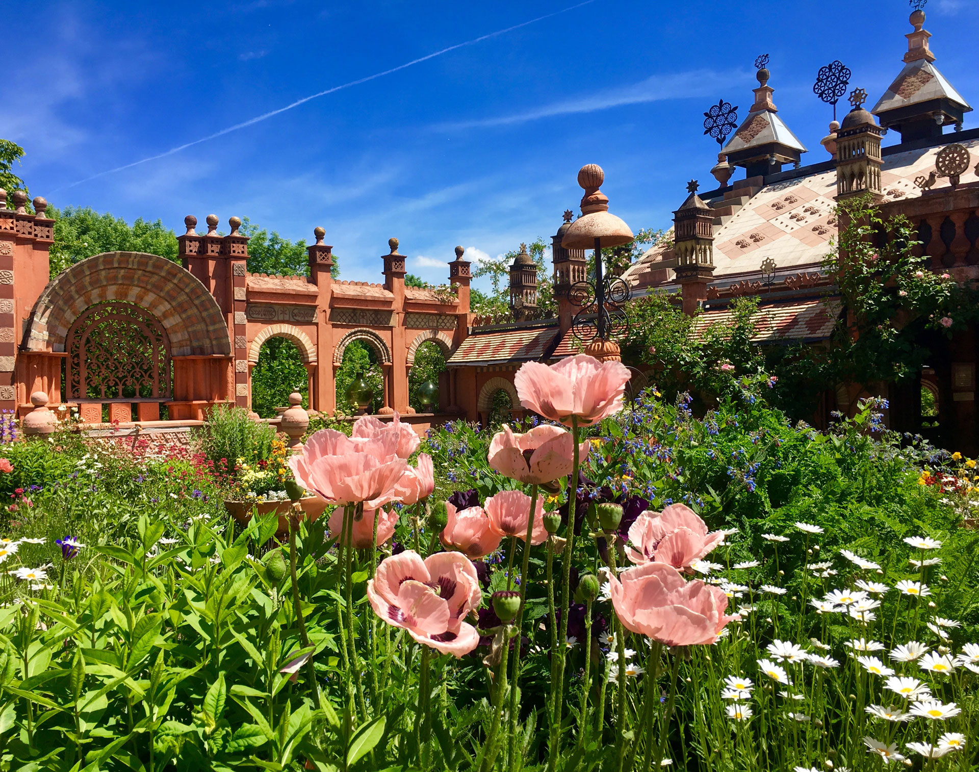 Jardins Secrets - © Myriam Moumen