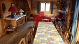 Salle à manger/dining room-Chalet Hermine-Le Grand-Bornand