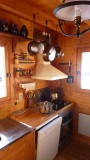 Cuisine/Kitchen-Chalet Hermine-Le Grand-Bornand
