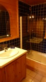 Salle de bain/Bathroom-Chalet Hermine-Le Grand-Bornand