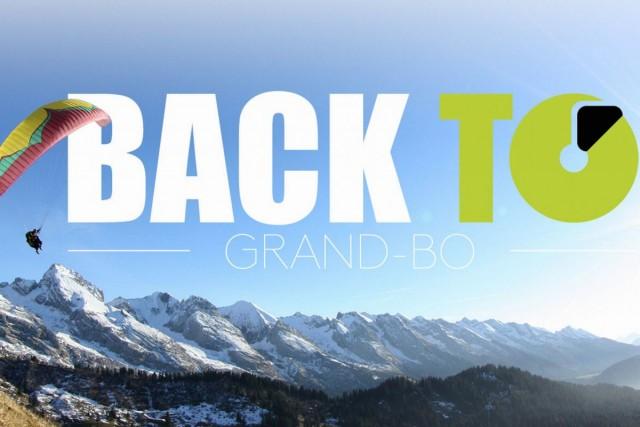Séjour Back to Grand-Bo