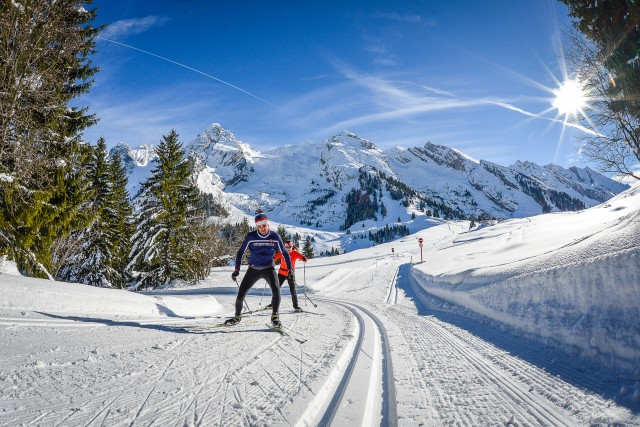 Séjour biathlon avec l'agence Montana