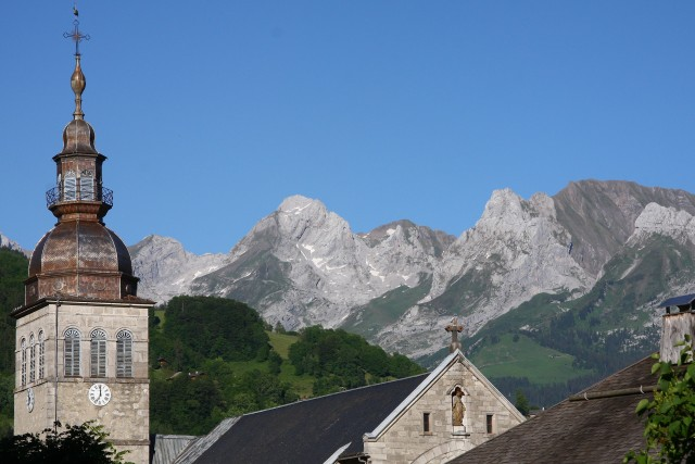 Le Grand-Bornand Village