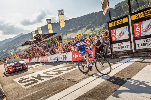 Le Grand-Bornand, « porte des Alpes » du Tour de France 2021