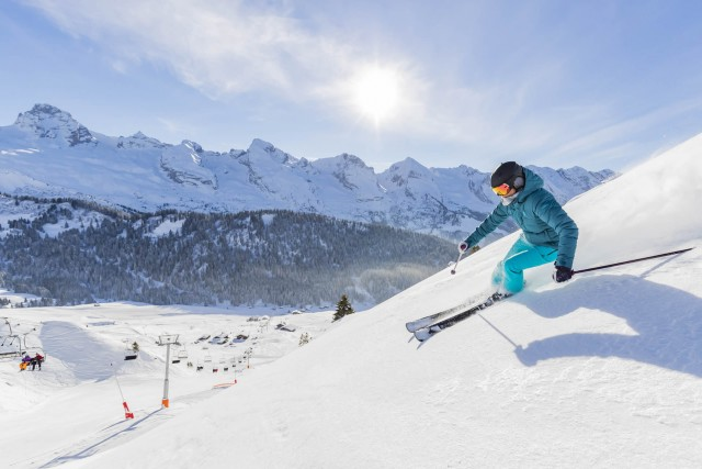 Vidéo ski