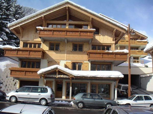 residence-aravis-4-pieces-grand-bornand- village location vacances ski montagne