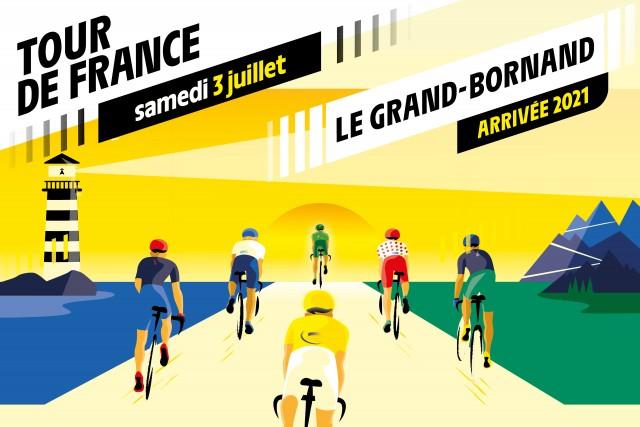 Le Grand-Bornand, « porte des Alpes » du Tour de France 2021