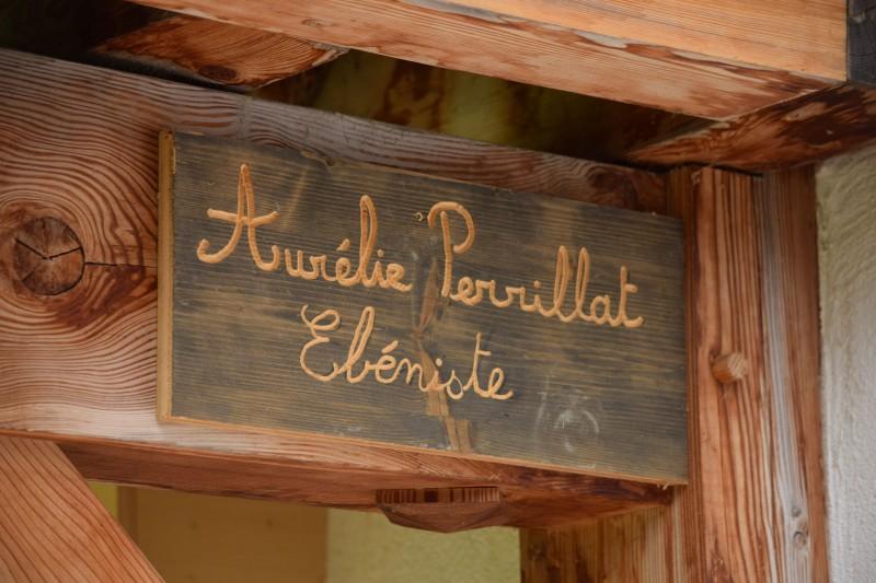 #MONGRANDBO AVEC... Aurélie, ébéniste