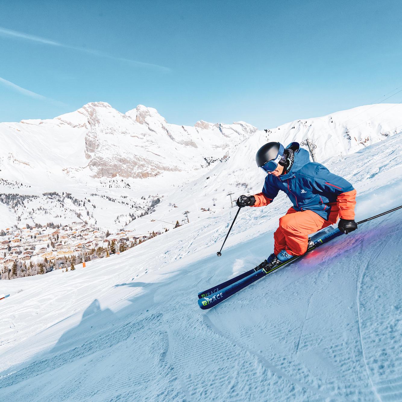 ski,le grand bornand - © © C. Cattin - Alpcat Médias
