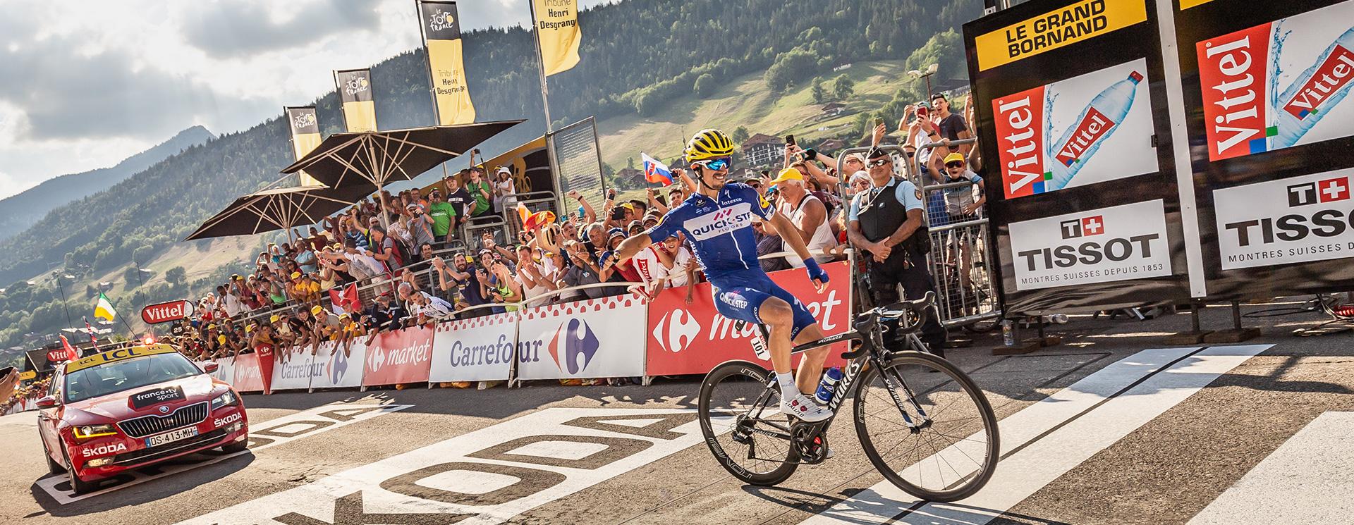 le grand bornand,tour de france,cyclisme - © © C. Hudry